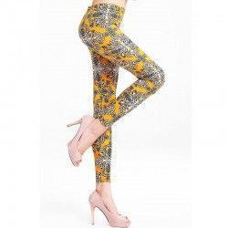 Leggings Floral Vintage