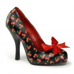 Zapato Pin Up Couture Cutiepie 06