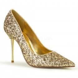 Zapato Stiletto Appeal 20G Oro