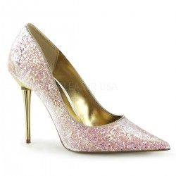 Zapato Stiletto Appeal 20G Rosa